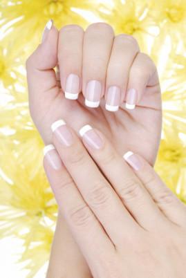 Farbgel, Naturnagel verstärken, Nagelbettverlängerung Gel
